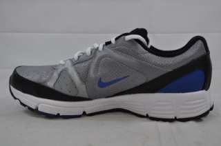 MAX RUN LITE+ 386500 005 METALLIC COOL GREY TEAM ROYAL BLACK