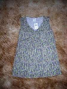 Oh Baby Motherhood Maternity Blouse or Top~NEW~NWT