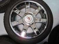 four 07 11 Cadillac Escalade ESV EXT Factory 22 Chrome Wheels Tires