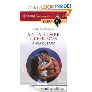 My Tall Dark Greek Boss (Harlequin Presents Extra (Unnumbered)) Anna
