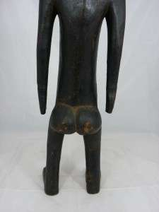Stunning Rare Old African Tribal Art MAKUA Figure Collectible Tanzania