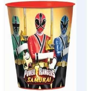 Power Rangers Samurai Birthday Party Plastic Cup Toys & Games
