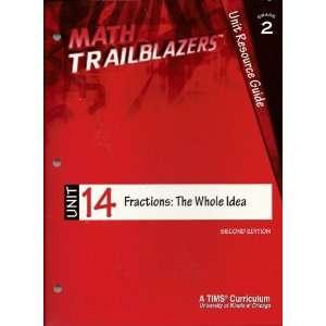 Math Trailblazers Grade 2 Unit Resource Guide Unit 14