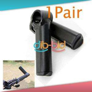 Pair Bike Cycle Bicycle Bar End Mountain MTB Handle