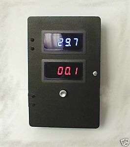 Digital Volt Amp Panel Meter   No power supply needed