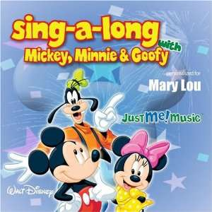 Sing Along with Mickey, Minnie and Goofy Mary Lou Minnie
