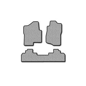 GMC Sierra Touring Carpeted Custom Fit Floor Mats   Extended Cab 3 PC