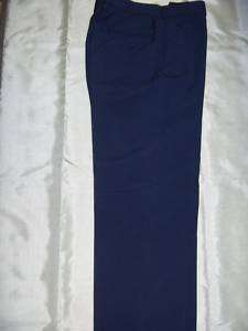 AUTHENTIC DRESS PANTS AIR FORCE BLUE NEW SIZE 34X32