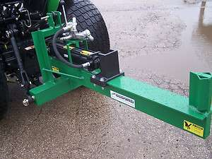 20 Ton 3 Point Hitch Attachment Log Splitter   FREE SHIPPING