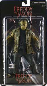 CULT CLASSICS ICONS NECA JASON VOORHEES 7 ACTION FIGURE