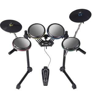 Drum Rocker Set for Wii, ION Premium Drum Set, Rock Band Drum Set