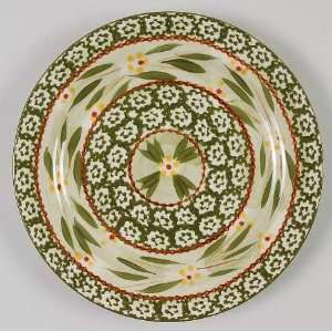 Temp Tations Old World Green Salad Plate, Fine China Dinnerware