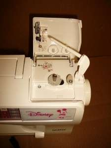 BROTHER DISNEY MODEL SE 270D COMPUTERIZED SEWING MACHINE