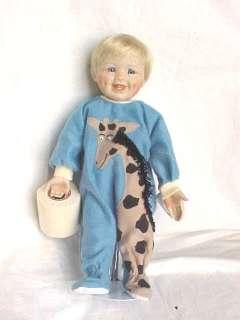 Ashton Drake Catch me if you can porcelain doll