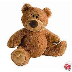 Gund Sydney Gold Bear Stuffed Animal Toy