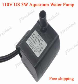Water Pump Fountain Pond Fish Tank Aquarium Filter 076783016996