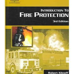 Introduction to Fire Prevention, Klinoff, Robert W