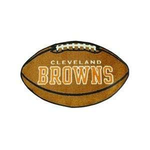 NFL   Cleveland Browns Football Rug