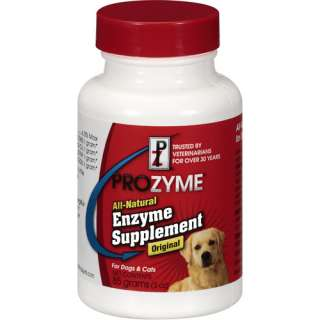 Prozyme Original Enzyme Supplement For Dogs & Cats, 85g Dogs