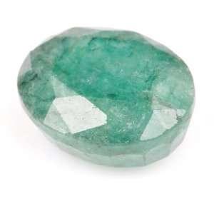 Wonderful 9.60 Ct Natural Zambian Green Emerald Oval Shape