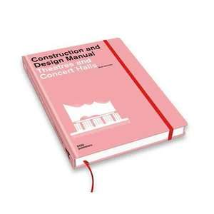 Theatres and Concert Halls Special Softcover Edition