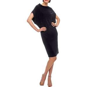Norma Kamali   Womens Sleeveless Jersey Dress Women
