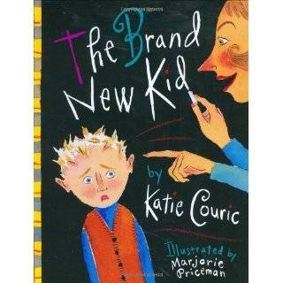 The Brand New Kid by Katie Couric and Marjorie Priceman (Oct 10, 2000)