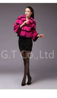 0255 rex rabbit fur jacket jackets coat coats overcoat garment clothes