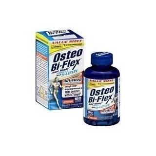 Osteo Bi Flex Glucosamine Chondroitin MSM with 5 Loxin Triple Strength