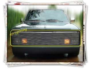 81~87 Chevy GMC Pickup Phantom Billet Grille Grill 85