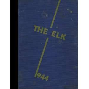 (Reprint) 1944 Yearbook Elkhorn High School, Elkhorn