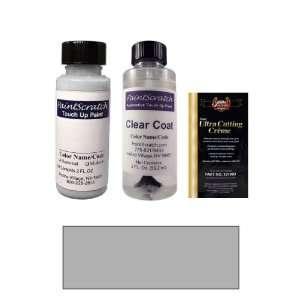 com 2 Oz. Viper Silver Metallic Paint Bottle Kit for 2010 Dodge Viper