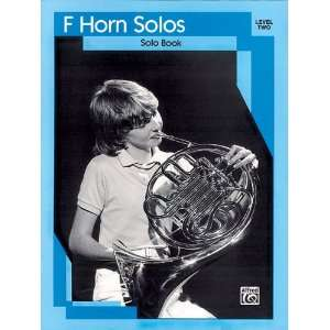 French Horn Solos Book French Horn