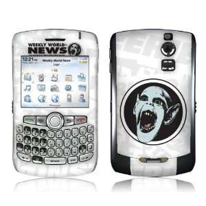 Curve  8300 8310 8320  Weekly World News  Logo Skin Electronics