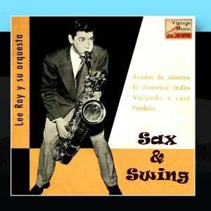 No. 151   EP Sax And Swing Lee Roy And His Orchestra Music