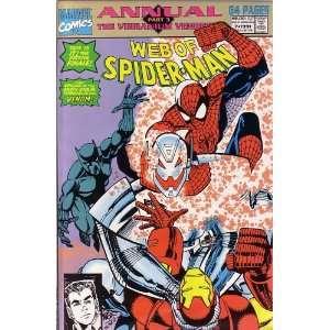 WEB OF SPIDER MAN ANNUAL, VOL 1 #7 (COMIC BOOK) THE
