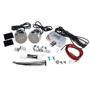 New Motorcycle Audio Package   PLMCA60 Electronics