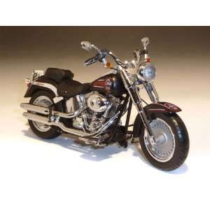 2011 Harley Davidson FLSTF Fat Boy 1/12 unrest Color