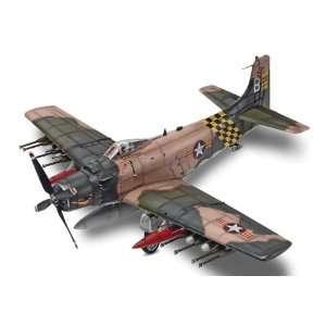 Revell Monogram 1/48 AD6 Skyraider Attack Aircraft Kit