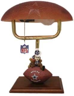 Dallas Cowboys Mascot Desk Lamp