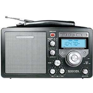 Eton GS350DL Radio Tuner Electronics