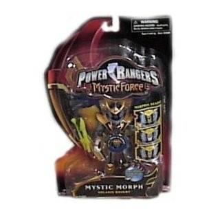 Power Rangers Mystic Force Mega Talking Figure Set: Toys