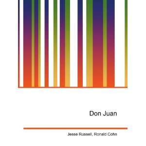 Don Juan Ronald Cohn Jesse Russell Books