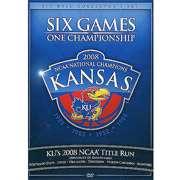 2008 NCAA National Champions Kansas   KUs 2008 NCAA Title Run   Six