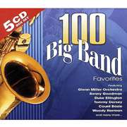 100 Big Band Favorites 100 Big Band Favorites (CD)