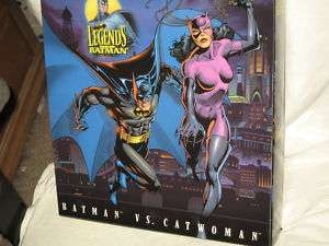 Kenner Legend Batman Catwoman DC Comic 12 inch Figure 2