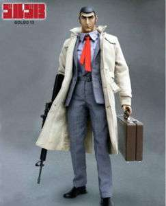 HOT TOYS GOLGO 13 SYNDICATE FIGURE