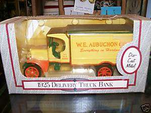 1925 DELIVERY TRUCK BANK DIE CAST METAL BY ERTL