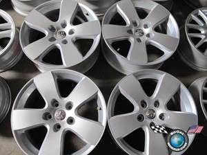 Four 09 11 Dodge Ram 1500 Durango Factory 20 Wheels OEM Rims 1DZ12