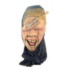 Rubber fabric Mask Facial Halloween Masquerade Mask: Toys